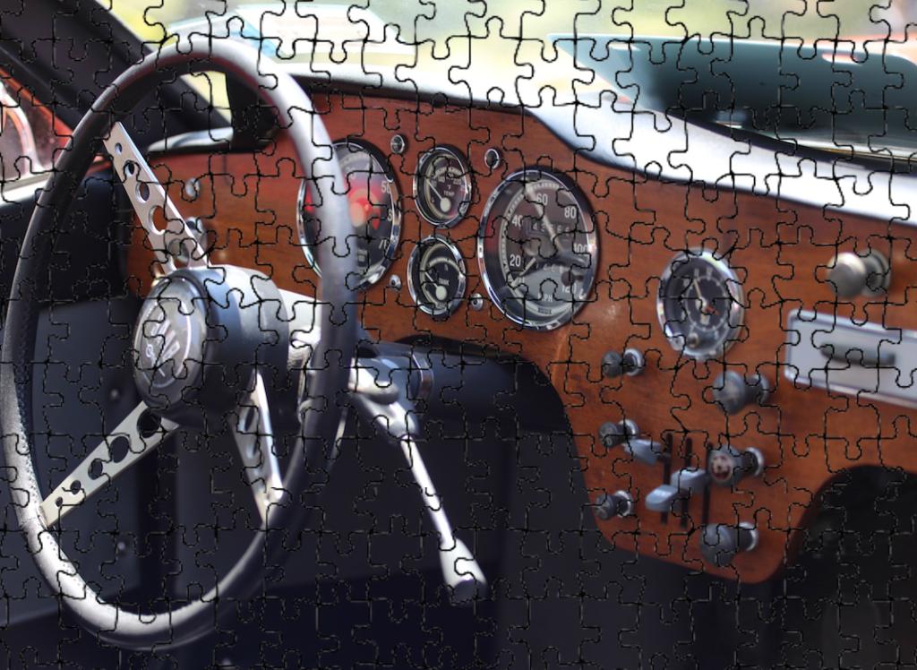 1966 Sonett dash puzzle